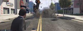 GTA 5: Video mit dem explodierenden Smartphone ist dank Youtube wieder online