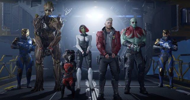 Marvel's Guardians of the Galaxy: Gamer sind sich uneins über den Trailer.