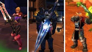 <span>World of Warcraft: Classic |</span> Die besten Waffen im Spiel