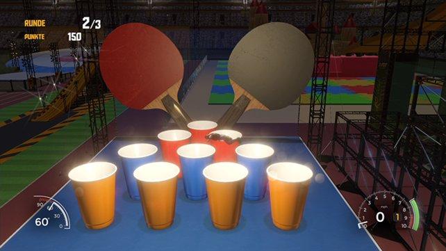 Bier-Pong darf in einer Fortsetzung nicht fehlen.