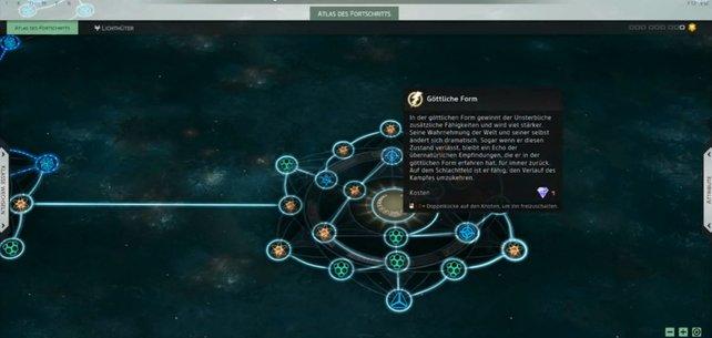 Mithilfe unserer Tipps solltet ihr den Atlas des Fortschritts bald gemeistert haben.
