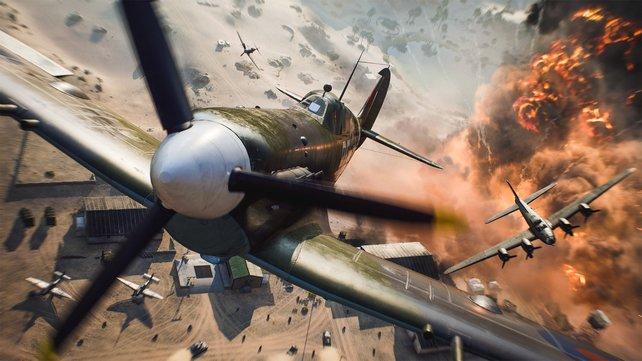 In Battlefield 2042 bastelt ihr eure eigenen Kriegsszenarien.