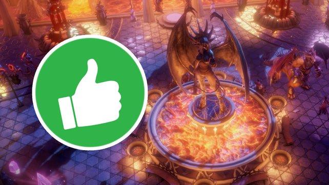 Auf Steam stürmt gerade ein neues Rollenspiel namens Pathfinder: Wrath of the Righteous die Charts. (Bild: Owlcat Games / Getty Images – Daria Kashurina)