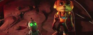 Ratchet & Clank: Neues Video mit Spielszenen verrät Veröffentlichungstermin