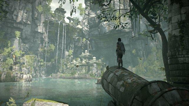 Dank der verbesserten Darstellung erstrahlen verborgene Stätten wie diese in neuem Glanz.