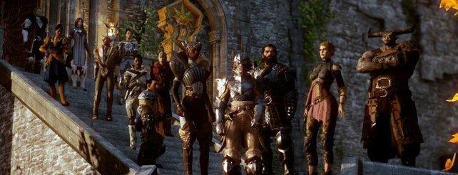 Dragon Age Inquisition Kostenfreie Erweiterung Für Mehrspielermodus