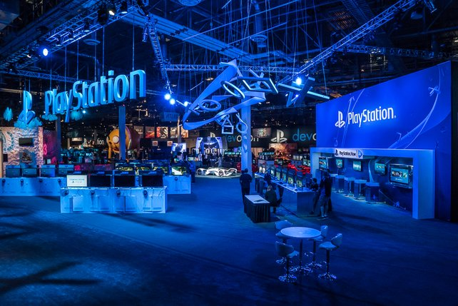 Gewohntes Bild auf der gamescom: Sony PlayStation. Könnte der Publisher dieses Jahr fehlen?