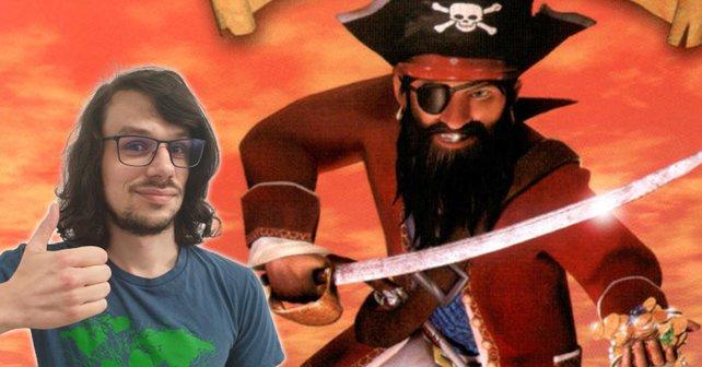 """Im Jahr 2003 erschien ein Piratenspiel, das für mich den ganzen Kosmos rund um Papageien, Goldrausch und """"Arrrr!"""" perfekt eingefangen hat. Mit einem absolut verschmerzbaren Haken."""
