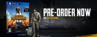 PUBG: Offiziell für PS4 angekündigt