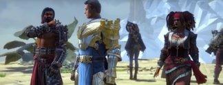 """Skyforge: """"Battle Royale""""-Modus angekündigt, Fans sind verärgert"""