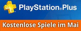 PlayStation Plus: Alle kostenlosen Spiele im Mai