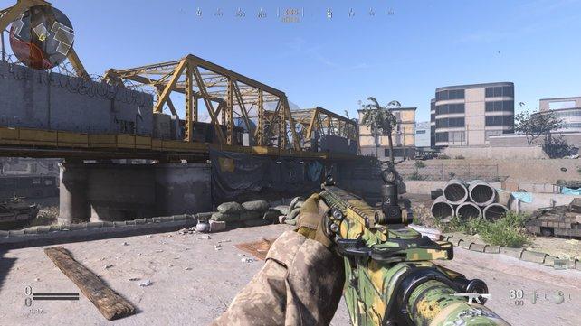Wir zeigen euch alle Maps in CoD Modern Warfare und welche Modi darauf stattfinden.