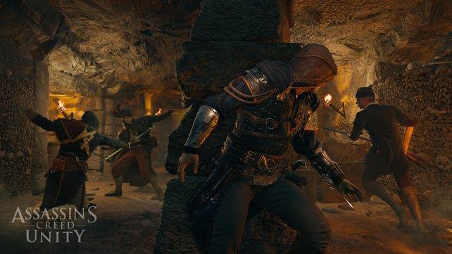 Zu zweit tötet es sich einfacher. Der Mehrspieler-Modus in Unity nimmt neue Dimensionen an.