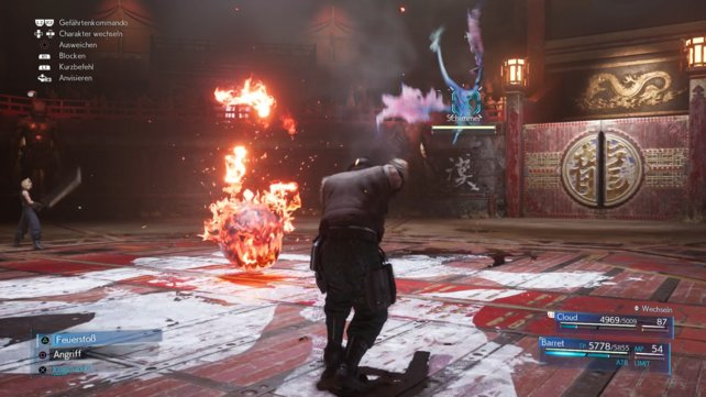 Bomber und Schimmer tauchen gemeinsam in einem Kampf im Kolosseum auf.
