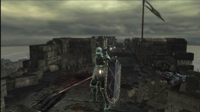 Desolat und trostlos: Das mag ich so sehr an Demon's Souls.