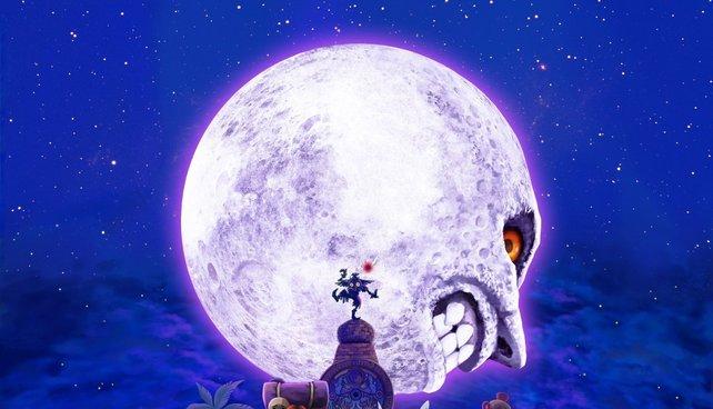 Das Horror-Kid tanzt vor dem stürzenden Mond. Das Ende der Welt steht kurz bevor.