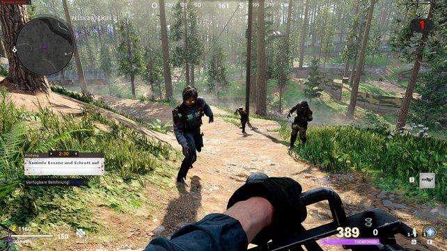 Der Todbringer ist eine der besten Waffen für den Kampf gegen die Zombies im Ausbruch-Event.
