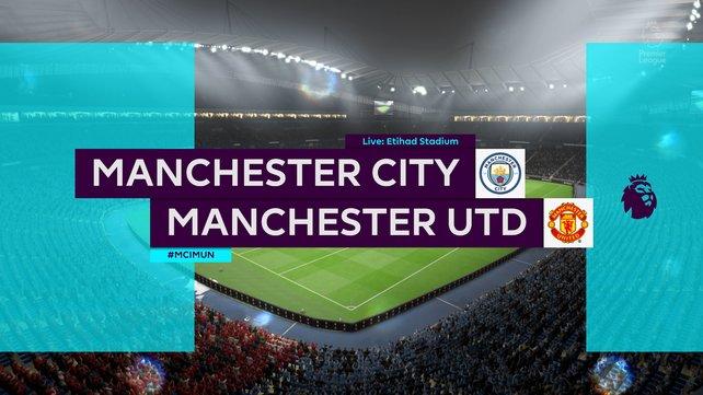 Die großen Stadtrivalen aus Manchester teilen sich die Plätze 2 und 1.