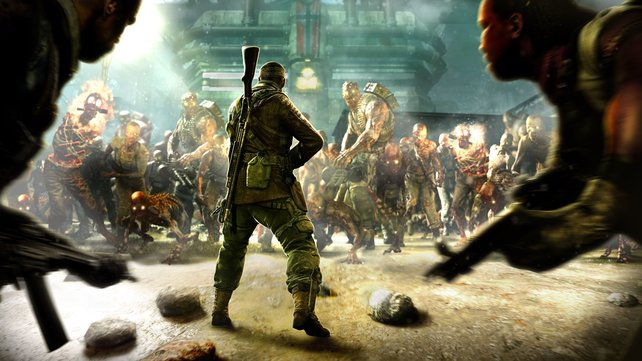 Zombie Army 4: Dead War lässt kein Klischee aus. Und das ist gut so!