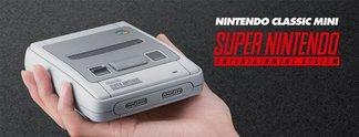 SNES Classic Mini: Günstiges Angebot bei Lidl