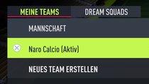 FIFA 22: FUT: So könnt ihr den Vereinsnamen ändern
