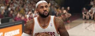 NBA 2K16: Klage gegen Hersteller wegen Nutzung von Tätowierungen