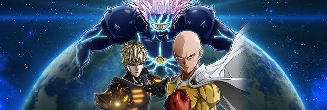Vom Manga und Anime zum Videospiel: Der One Punch Man ist unterwegs.