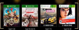 Xbox Games with Gold: Microsoft gibt die Gratis-Spiele im September bekannt