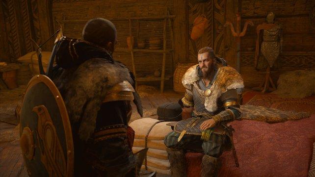 Sigurd ist nun fest entschlossen, sein vermeintliches Schicksal zu erfüllen und nach Valhalla zu reisen.