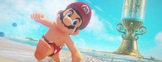 Panorama: Super Mario Odyssey war gar nicht der erste Vorfall