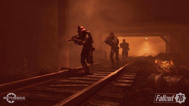 Fallout 76: Eine Änderung in der Herangehensweise seitens Bethesda wäre nun dringend nötig.