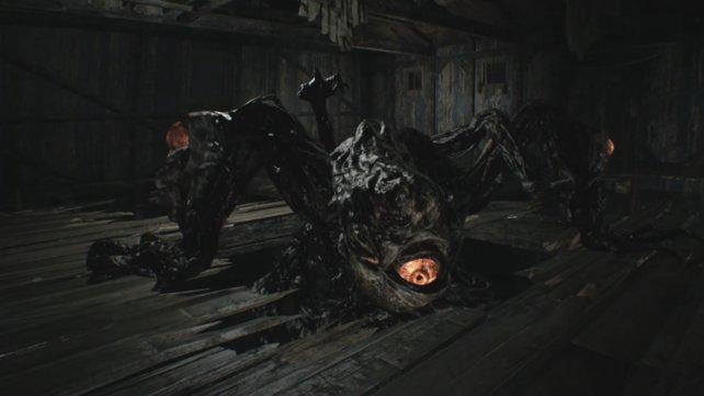 Monster-Jack: Wartet bis Jack durch den Boden bricht und feuert dann auf die Augen!