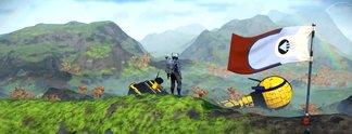 No Man's Sky Visions: Das bringt das neue Update