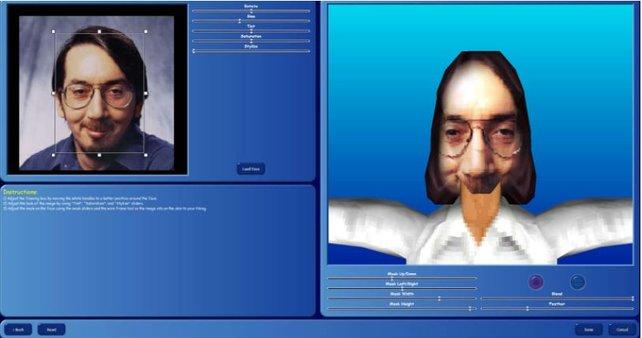 Figuren hatten in Die Sims nur einen Gesichtsausdruck, da ist ein starres Foto kein Problem.