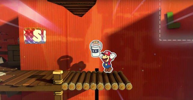 Luigis Versteck #2.