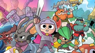 Jetzt im Test: The Swords of Ditto