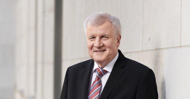 Horst Seehofer, Bundesminister des Innern, für Bau und Heimat.