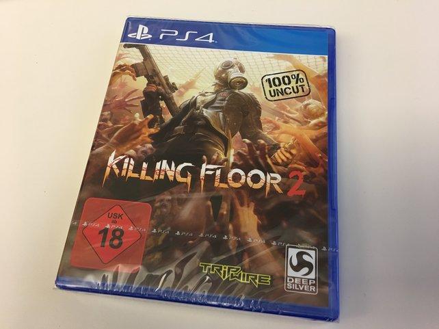 Killing Floor 2 könnt ihr ebenfalls einsacken.