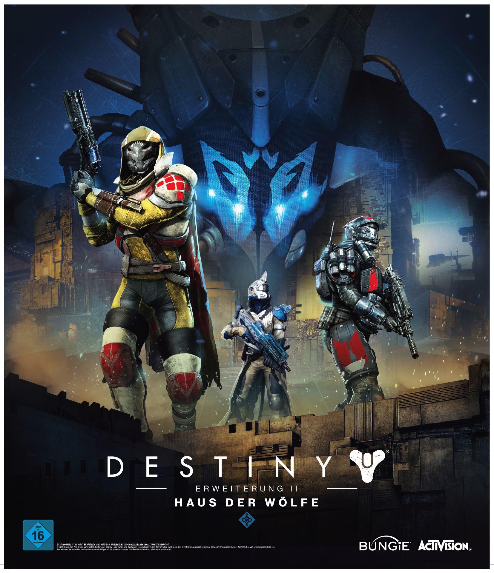 Destiny - Haus der Wölfe