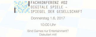 Digitale Spiele - Spiegel der Gesellschaft: Diskutiert jetzt mit!