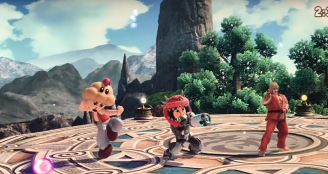 Neue Figuren in Super Smash Bros. Ultimate?