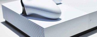 Xbox One S All Digital: Konsole ohne Laufwerk erscheint im Mai
