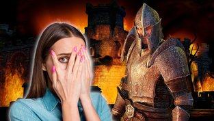 musste The Elder Scrolls 4: Oblivion mit seinem Herd zerstören