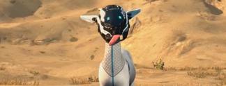 Goat Simulator: Ziegenterror dank neuem DLC ins Weltall verlagert