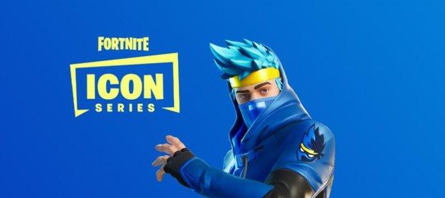 Ninja bekommt eigenen Fortnite-Skin