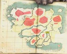 Fundorte von Metall auf allen Karten