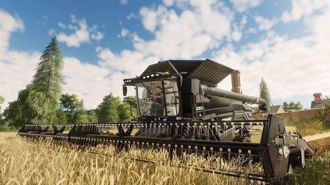 Der Landwirtschafts-Simualtor 19 ist momentan kostenlos erhältlich.