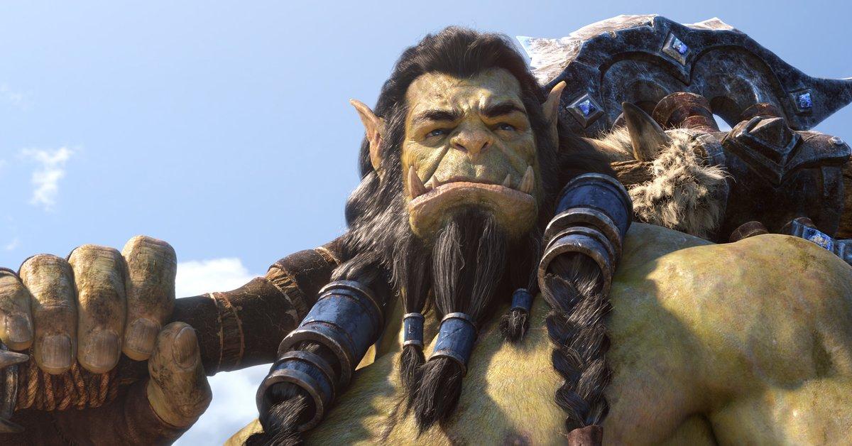 World Of Warcraft Battle For Azeroth Thrall Kehrt Im