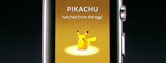 Pokémon Go bald auf der Apple Watch