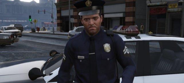 GTA 5: Polizist werden mit und ohne Mod | spieletipps